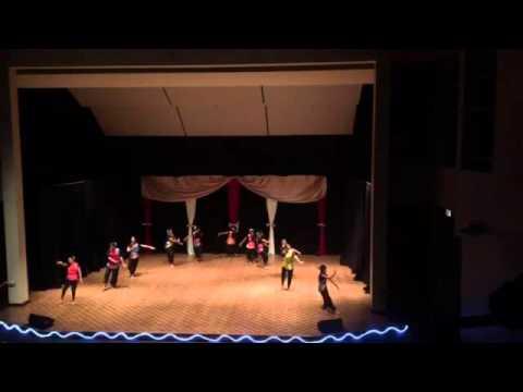 Marquette University ISA Classical Dance 2016
