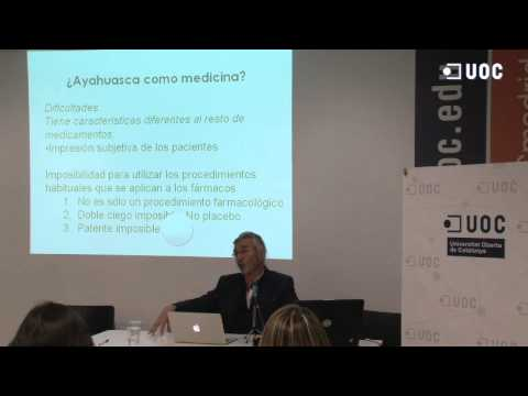 Josep Ma. Fábregas_ Ayahuasca - Droga o medicina: Uso en psicoterapia_22/03/2014