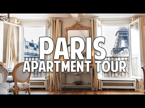 🕵🏽 What My 1200€/$1400 PARIS Apartment Looks Like 🇫🇷 | Tarek