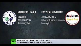 Relaunching Europe? Italy PM Matteo Renzi to resign as Euroskeptics vie for power