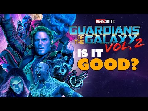 Guardians of the Galaxy 2: IS IT GOOD? - The Know Movie News