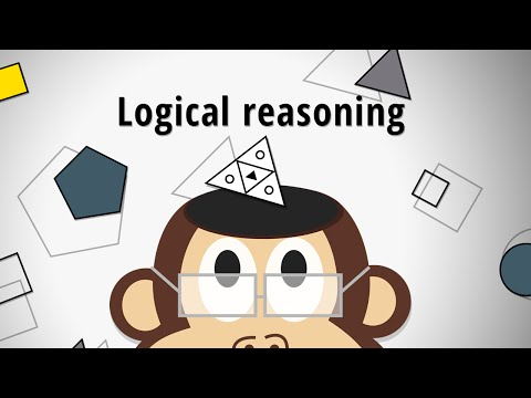 Logical Abstract Reasoning Test Tutorial SAMPLE 2