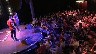 Standup Comedy Tour Hits Austin Texas @hodgetwins