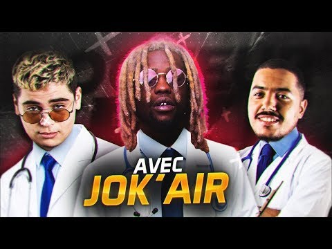 RADIO S*XE, ON REÇOIT L'INCROYABLE JOK'AIR