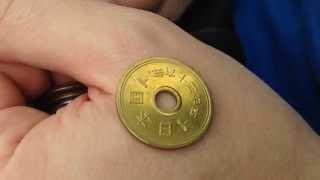 МОНЕТЫ И ДЕНЬГИ в Японии / Japanese Coins Money