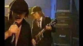 AC/DC - Go Down - [Rehearsal]