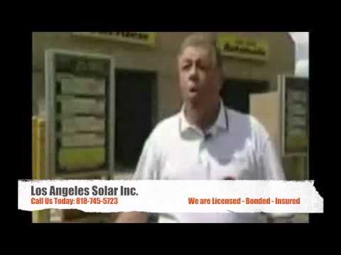 The Kic Box Electricity Saver - Los Angeles Solar Installation