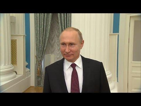 Путин ответил на слова Зеленского о паспортах для россиян