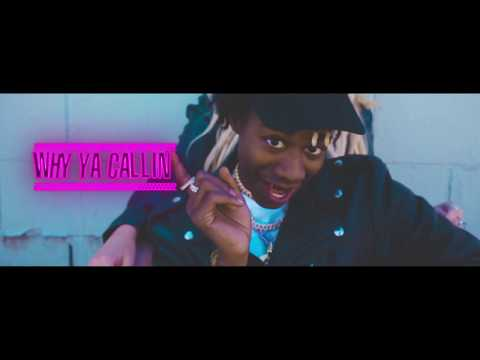 ZayHilfigerrr - Why Ya Callin ( Official Music Video )