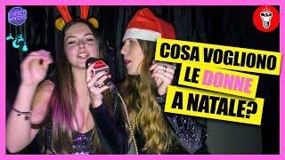 Cosa Vogliono le Ragazze a Natale 😏🎄 - In Disco Veritas - theShow