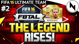 THE LEGEND RISES - F8TAL EP 2 - FIFA 16 Ultimate Team