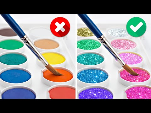 23 SIMPLE DIY IDEAS FOR YOUR MAKEUP