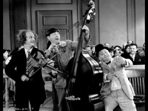 The Three Stooges 015 Disorder In The Court 1936 Curly, Larry, Moe