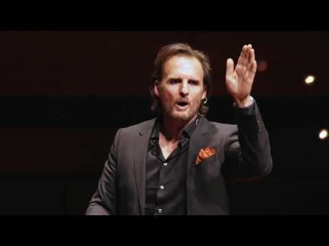 Creating Your Identity Through the Method Acting Approach | Greg Bryk | TEDxQueensU