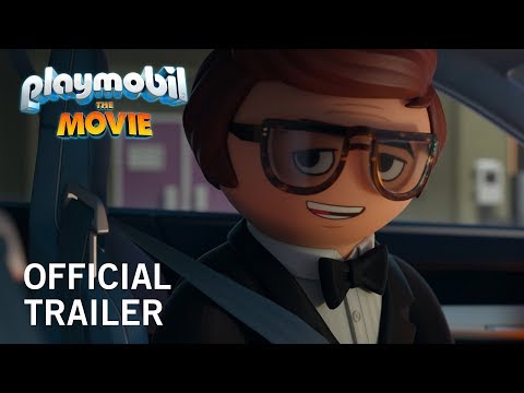 Playmobil: The Movie   Official Trailer [HD]   Coming Soon to Theaters