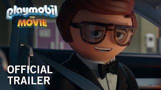 Playmobil: The Movie | Official Trailer [HD] | Now Playing in Theaters