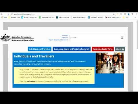 How to Check Australia Visa Status | Download Australia Visa Copy