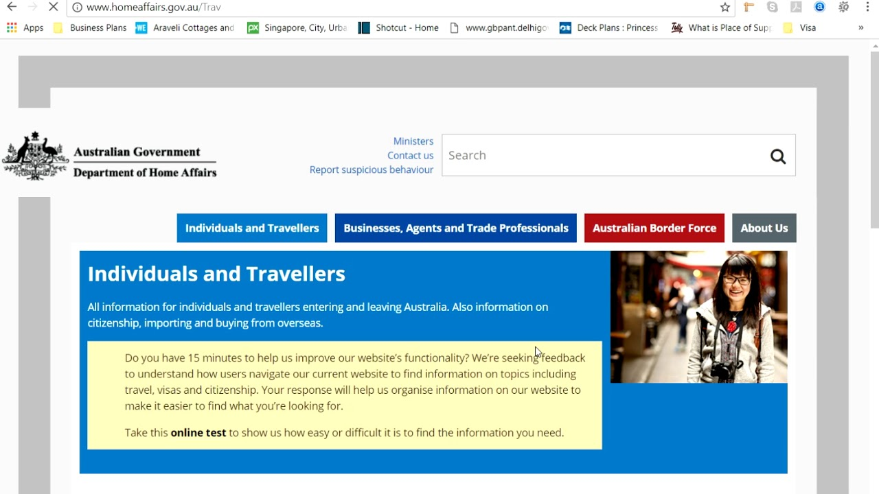 How to Check Australia Visa Status   Download Australia Visa Copy