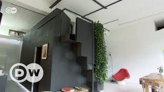 Von der Garage zur Designer-Wohnung | DW Deutsch
