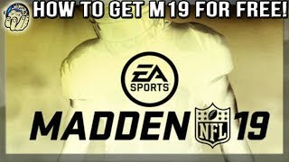 Madden 19 - How to get Madden NFL 19 Free Using MUT REWARDS & AVOID SCAMS!