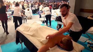 Concours massage spa praticien