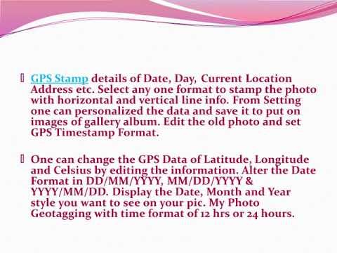 Dating GPS-appar för iPhone