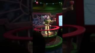 Cash meets Buzz Lightyear - Adventures of Cassius