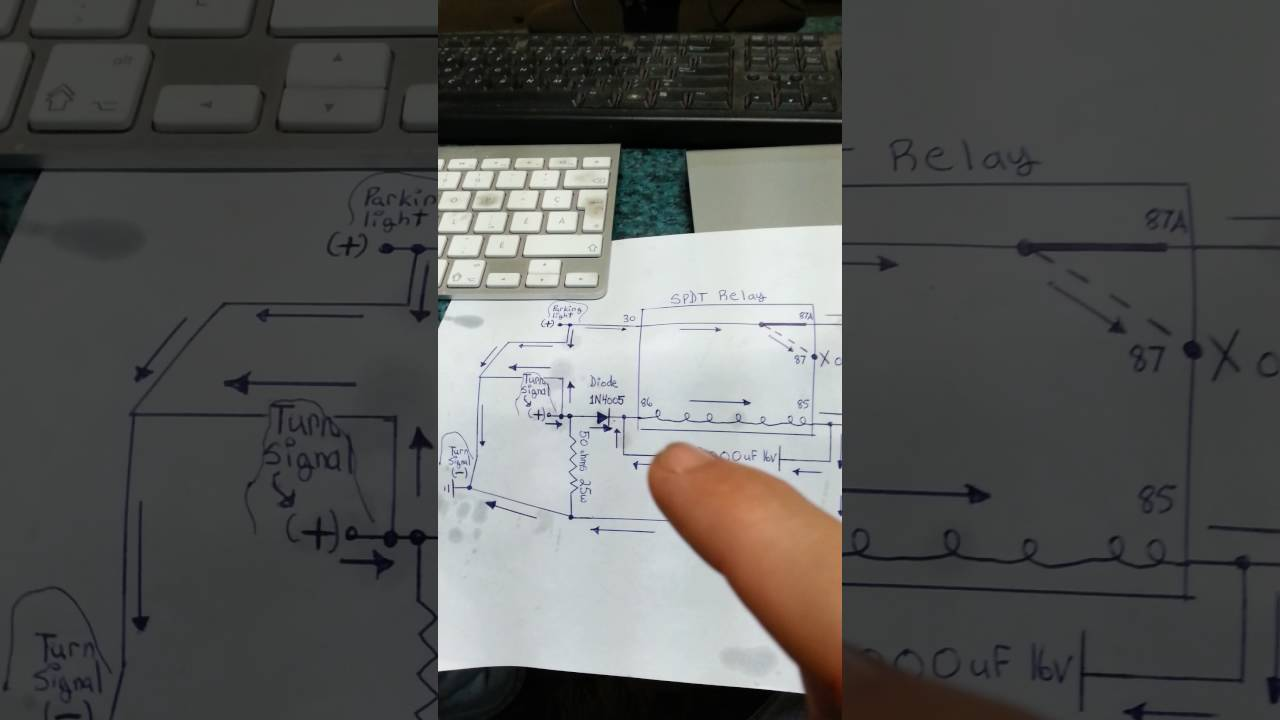 audi mercedes style switchback led turn signal wiring diagram with on turn signal relay sequential  [ 1280 x 720 Pixel ]