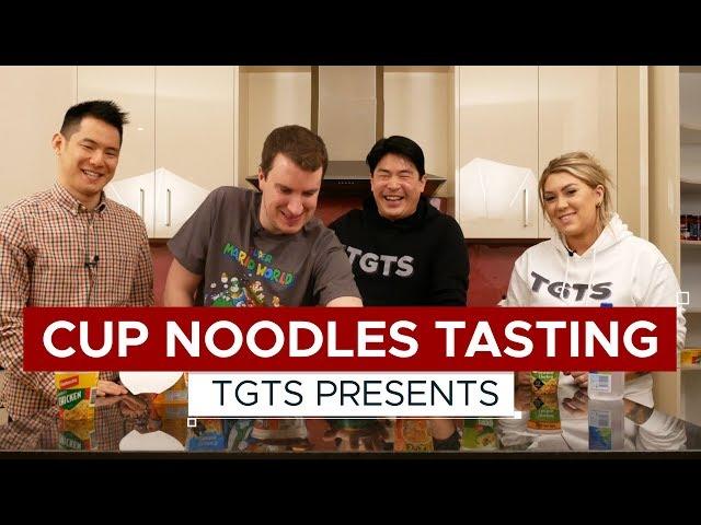 Best Instant Cup Noodles   TGTS S3E10