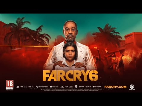 Far Cry 6 Official World Premiere Trailer Ubisoft Farcry6