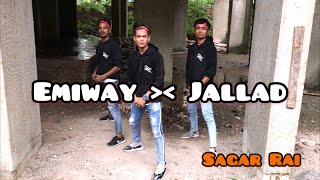 EMIWAY - JALLAD (OFFICIAL MUSIC VIDEO ) || Dance Choreography