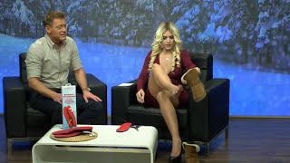 Nie mehr kalte Füße! 😍Katie Steiner zeigt beheizbare Akku-Schuheinlagen bei pearl.tv thumbnail