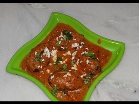 Malaai Kofta -Kofta Curry in  Resturant Style step by step - Indian Resturant Recipe