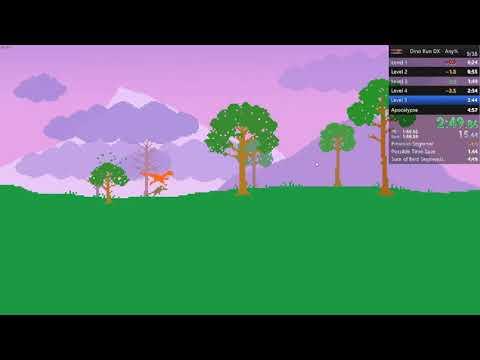 Dino Run DX - Any% - Easy (4:55.18)  