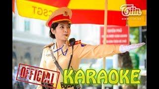 KARAOKE -Nhạc Chuẩn   Từ Một Ngã Tư Đường Phố   Mắt Ngọc   HD