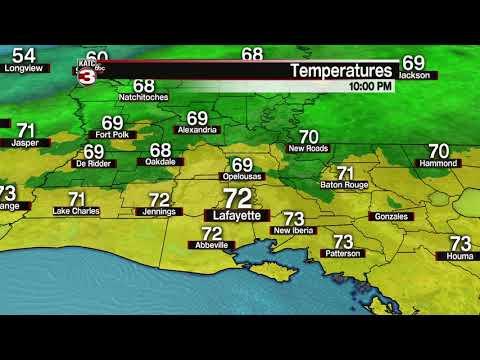 Daniel's weather forecast part 1 04-17-20 10pm