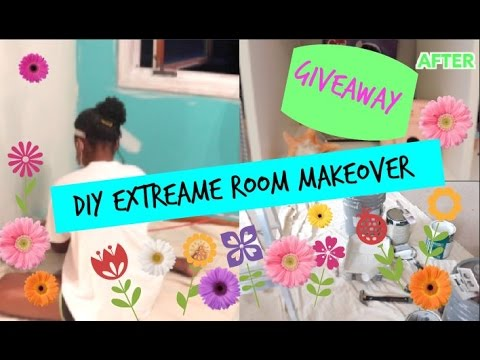 DIY EXtreme Room Makeover~