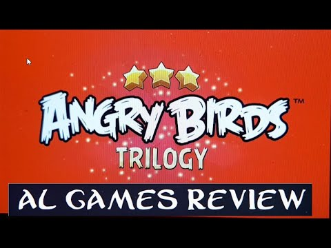 Angry Birds Trilogy  -  PlayStation Vita