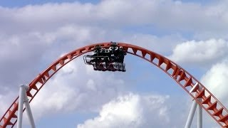 Thunderbolt testing with riders HD Luna Park, Coney Island NY