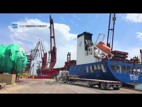 Port Corpus Christi   Breakbulk 2015