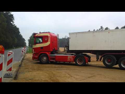 """Scania 164 480 V8 """"Wiese"""" with open pipe"""