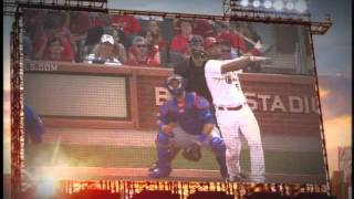 Fox Saturday Baseball Promo: Cardinals vs Cubs and Brewers vs Mets