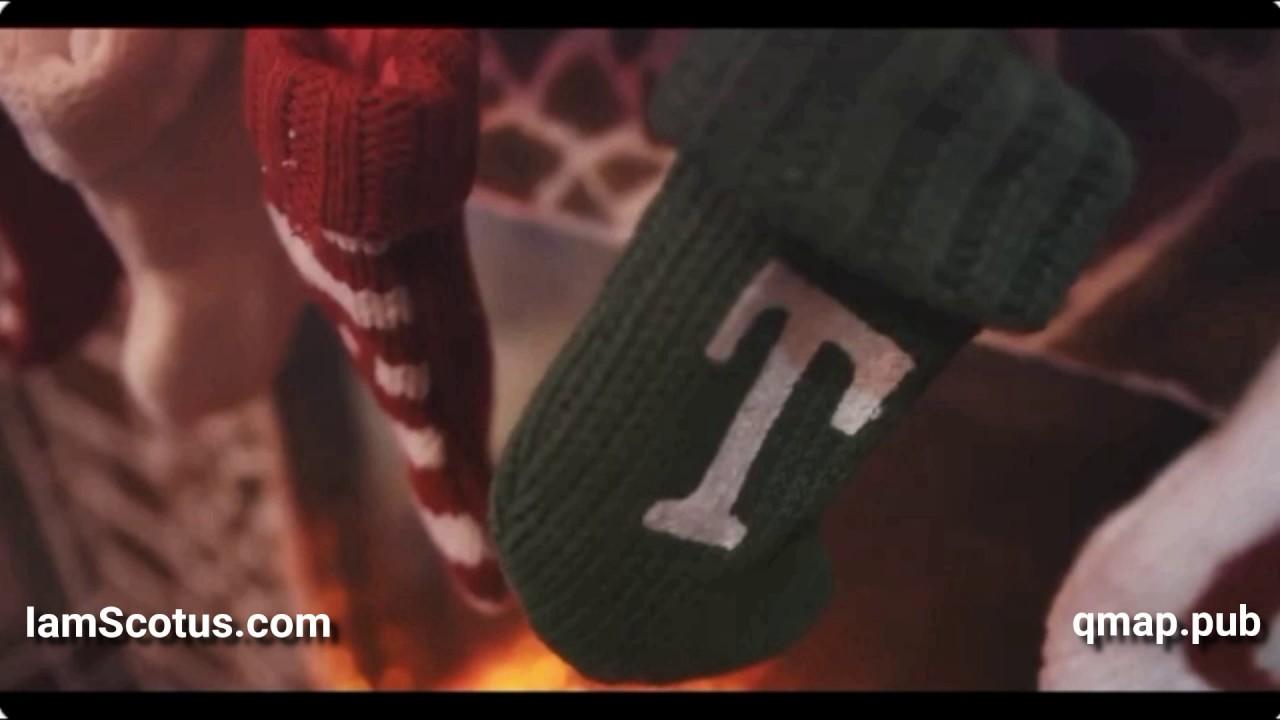 This is Fun! #Q #T #B? #Qstocking #GingerbreadExpress #SCOTUS - YouTube