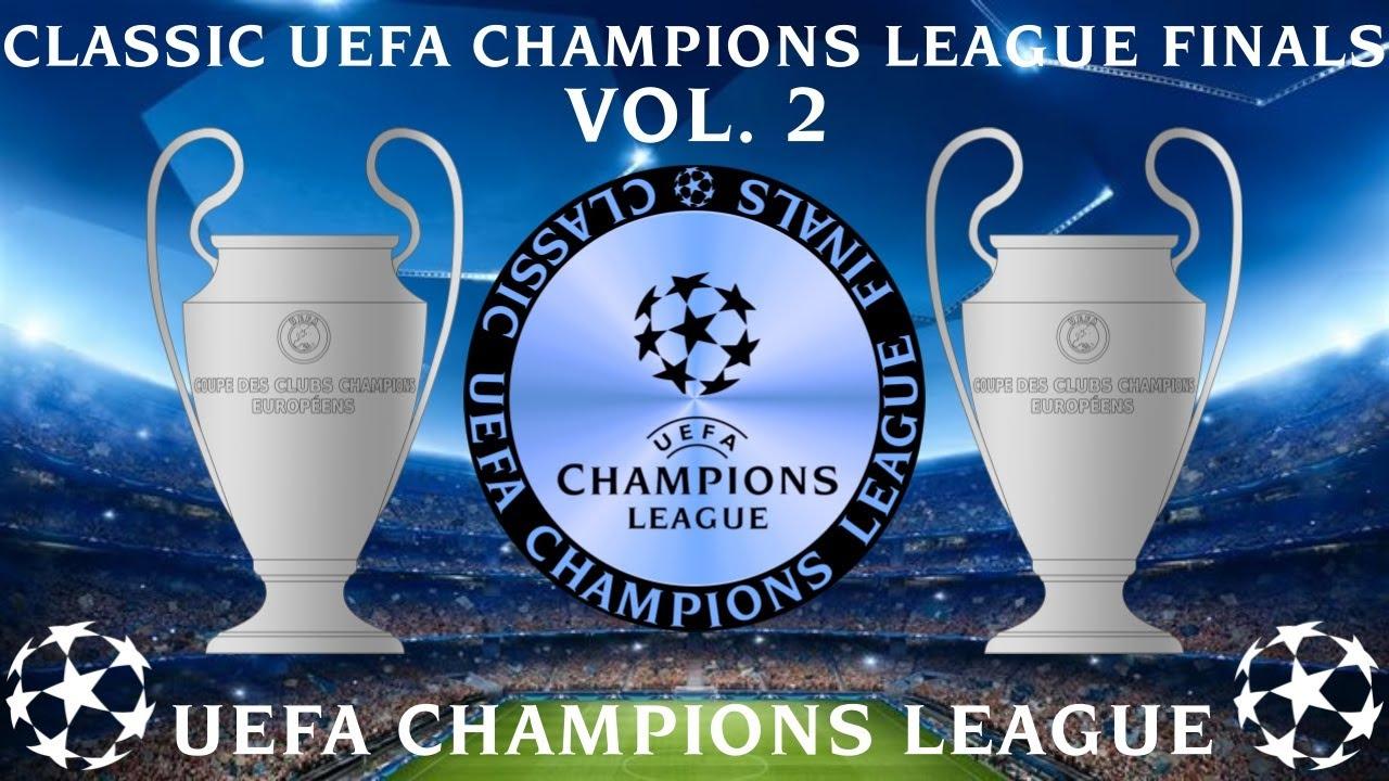 CLASSIC UEFA CHAMPIONS LEAGUE FINALS PES 2021 VOL.2 - YouTube
