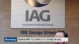 Berkshire to Own 3.7% Stake in IAG