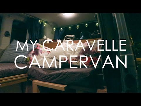 Volkswagen Caravelle Campervan | Night Shoot | Australia
