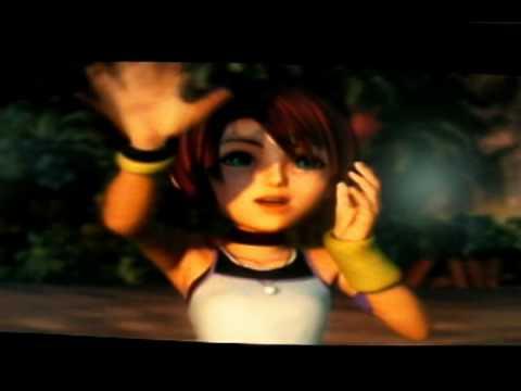 Kingdom Hearts ruined (Alejandro)
