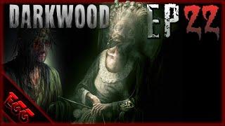 Mushroom GRANNY!   Darkwood - Ep22