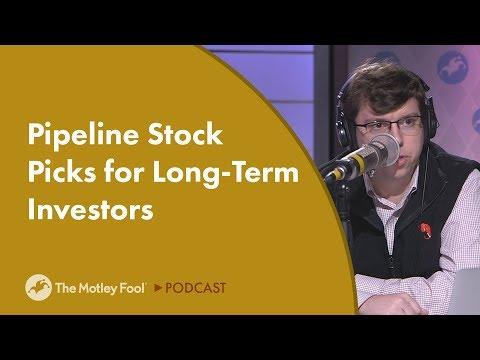 Pipeline Stock Picks For Long-Term Investors