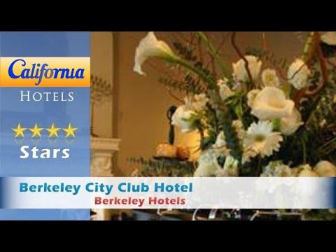 Berkeley City Club Hotel, Berkeley Hotels - California